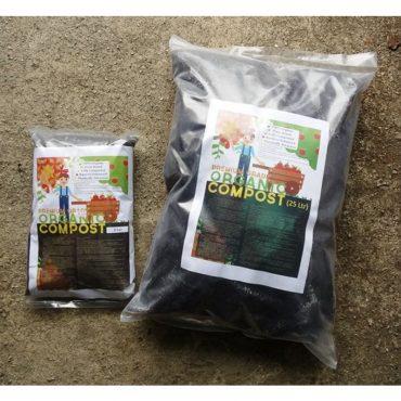 Premium Organic Compost (25 Ltr/Bag)