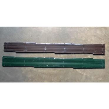 Plastic Trellis (Green) (180cmL x 90cmH)