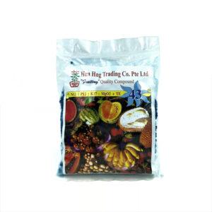 HUA HNG NPK 43 Fruiting Fertilizer (400g)