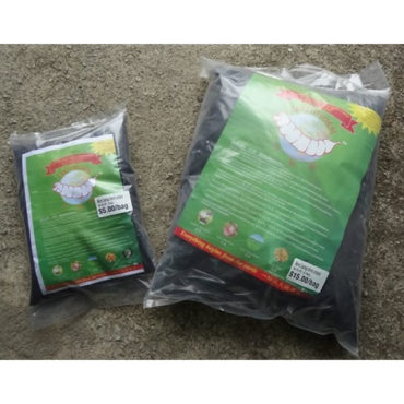 Worm Castings Vermicompost (1 Kg/Bag)
