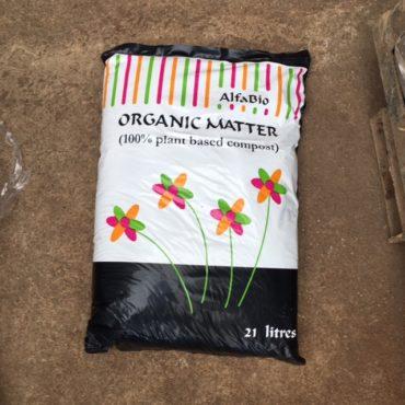 AlfaBio Organic Compost (21 Ltr/Bag)